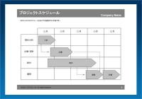 スケジュール01(業務別)